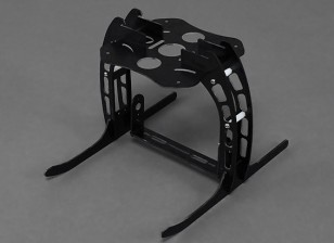 Hobbyking X550ガラス繊維チルトカメラマウント