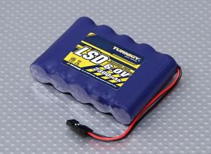 Turnigyレシーバーパック2300mAh 6.0Vニッケル水素