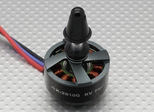 AX-2810Q-750KVブラシレスモータークワッドローター