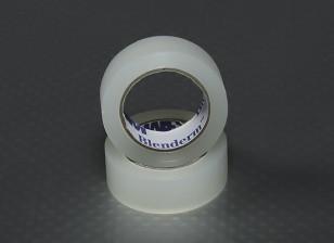 """1/2 """"のx 4メートル -  3M Blendermテープ(蝶番テープ - ツインパック)"""