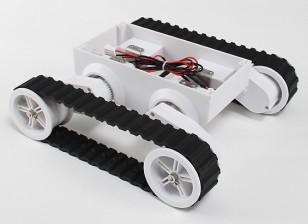 ローバー5クローラロボットシャーシ