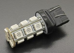 LEDコーンライト12V 3.6W(18 LED) - レッド
