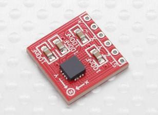 Kingduino ADXL335角度センサモジュール