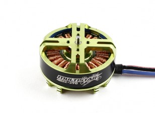 Turnigy Multistar 4822-390Kv 22Poleマルチローターアウトランナー