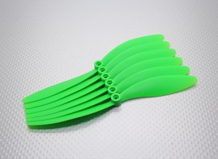 GWS EPプロペラ(RD-7060の178x152mm)、緑(6PCS /セット)