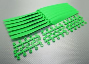GWS EPプロペラ(HD-1260 305 X 152ミリメートル)、緑(6PCS /セット)