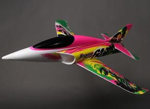 スティンガー64 MK2 4S EDFスポーツジェット700ミリメートルEPO(PNF)