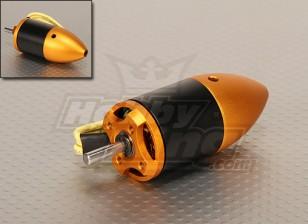 HK2839 EDFアウトランナー2800kvのための70ミリメートル