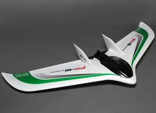 ファントムFPVフライングウィングEPO飛行機1550ミリメートルV2(KIT)