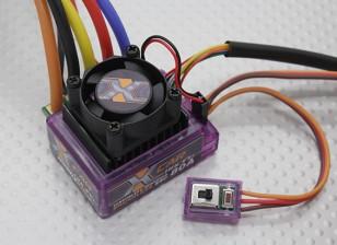 HobbyKing X-CAR 80AブラシレスESC(センサ付き/センサレス)