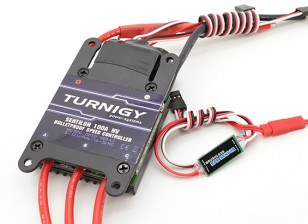 Turnigy Sentilon V4 100AはHV防弾スピードコントローラワット/ RPMセンサーを5-12s