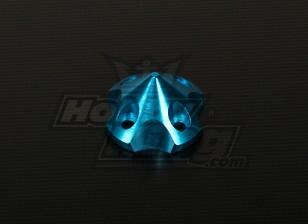 HP-50 / DLE55 / DA50 / JC51(41x41x26mm)ブルーため3DSpinner