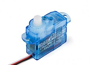 青い矢印2.8グラム高速マイクロServo.50kg /.09sec