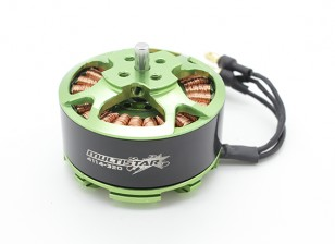 3.5ミリメートルブレットコネクタ付き4114-320KV Turnigy Multistarマルチローターモーター