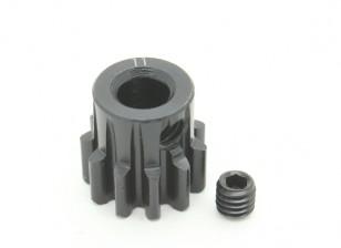 11T / 5ミリメートルM1焼入れ鋼ピニオンギア(1個)