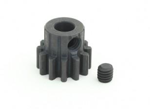 12T / 5ミリメートルM1焼入れ鋼ピニオンギア(1個)