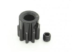 9T / 5ミリメートルM1焼入れ鋼ピニオンギア(1個)
