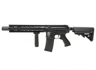 DytacインベーダーMK18 M4 AEG(ブラック)