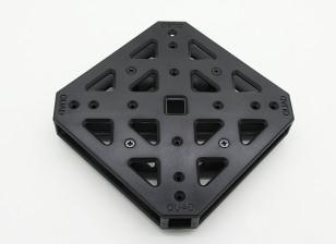 RotorBitsクワッドローターマウントセンター(ブラック)