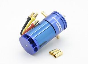 Turnigy AquaStar 2842-2800KV水はブラシレスアウトランナーモーターを冷却しました
