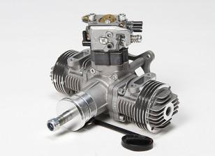 RCGFた30ccツインガスエンジン3.7HP / 8500rpmへ