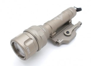 ナイト進化M620Vタクティカルライト(タン、フルバージョン)