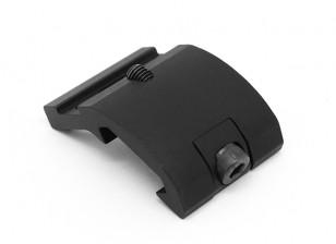 要素EX263ギアセクタースタイルの懐中電灯は、M300 M600(ブラック)用のマウント