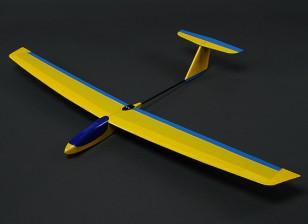 HobbyKing™グッピーミニスロープグライダーバルサの1165ミリメートル(PNF)