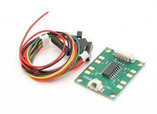 HKPilotメガLEDドライバボード12V(4CH)(APM)