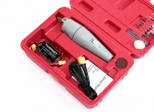 TurnigyミニDC回転切削工具を搭載