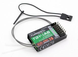 Turnigy IA6レシーバを6ch 2.4G AFHDS 2Aレシーバー