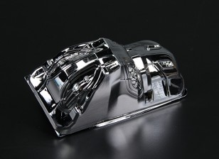 BENZ SLS AMGボディ用電着ライトバケット
