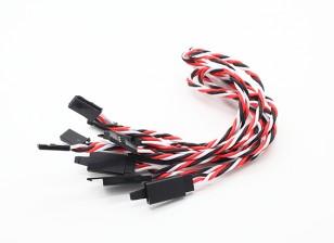 フック22AWG(クリニーク/袋)とツイスト30センチメートルサーボリード拡張について(双葉)