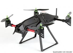 QuanumベンチャーFPVクアッドコプターの拡張身長ランディングスキッドセット