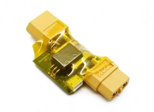 OrangeRxテレメトリシステムのための電流センサ