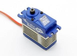 BLS-26A高電圧(7.4V)ブラシレスデジタルサーボ/チタン合金ギア26.5キロ/ .09sec / 74グラムのw