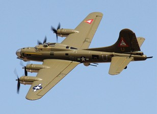 HobbyKing™ミニB-17爆撃機EPO 745ミリメートル(バインドNフライ)