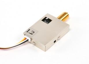 1.2GHzのMG-500ミリワットの8chののA / Vワイヤレストランスミッターモジュール
