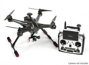 ディーヴォF12E、G-3Dジンバル(のGoPro版)(飛ぶために準備完了)とのWalkeraのスカウトX4 FPVクワッドローター