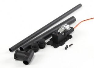 タロット小型電動リトラクタブルランディングギアグループセット