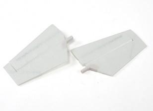 Durafly®™ツンドラ - 水平尾翼/エレベーター