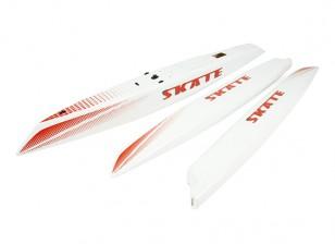 スケート千三胴船ヨットの交換ハルセット
