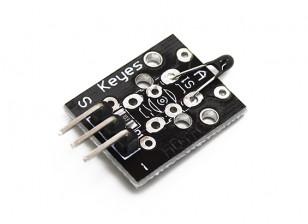 Arduinoのためキーズアナログ温度センサモジュール