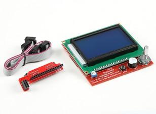 3Dプリンターフルグラフィックスマートコントローラ(RAMPS RepRap)