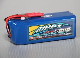 ジッピーFlightmax 5000mAに6S1P 30C