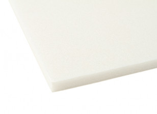 エアロモデリング発泡ボード10mmx500mmx1000mm(ホワイト)