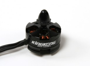 KINGKONG 2204-2300KVマルチコプターモーターCW