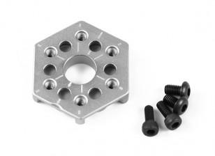 タロット10度チルト角2204 TL280炭素繊維用モーターとハーフ炭素繊維用
