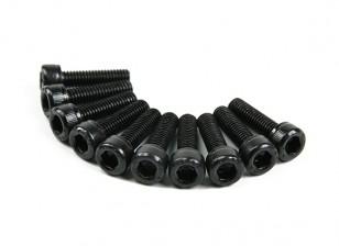 金属ソケットヘッド機械六角ネジM5x18-10pcs /セット