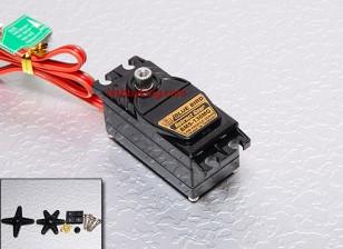 BMS-136MGリトラクトサーボ(メタルギア)6.1キロ/ .31sec / 34グラム